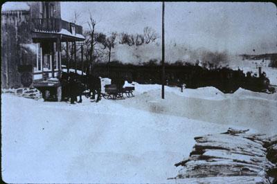 Maple Lake Station