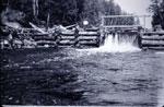 Dam at Isabella Lake