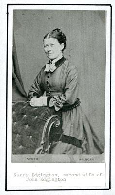 Fanny Edgington
