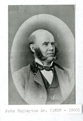 John Edgington Sr.