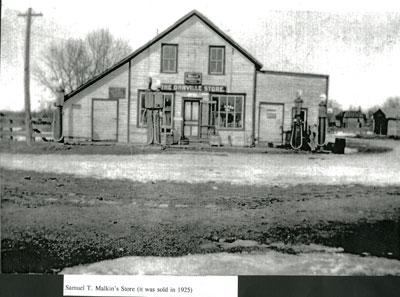 Samuel T. Malkin's Store