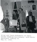Allan and Josie McRoberts Golden Anniversary