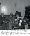Guy and Ella (Sword) Smith