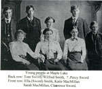 Young People at Maple Lake