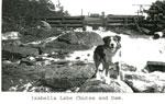 Isabella Lake Chutes and Dam