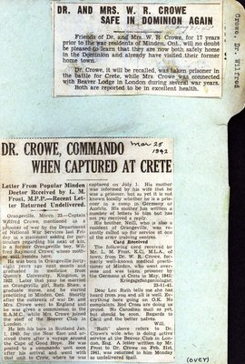 Pages 213-214: Crowe, Wilfred Raymond