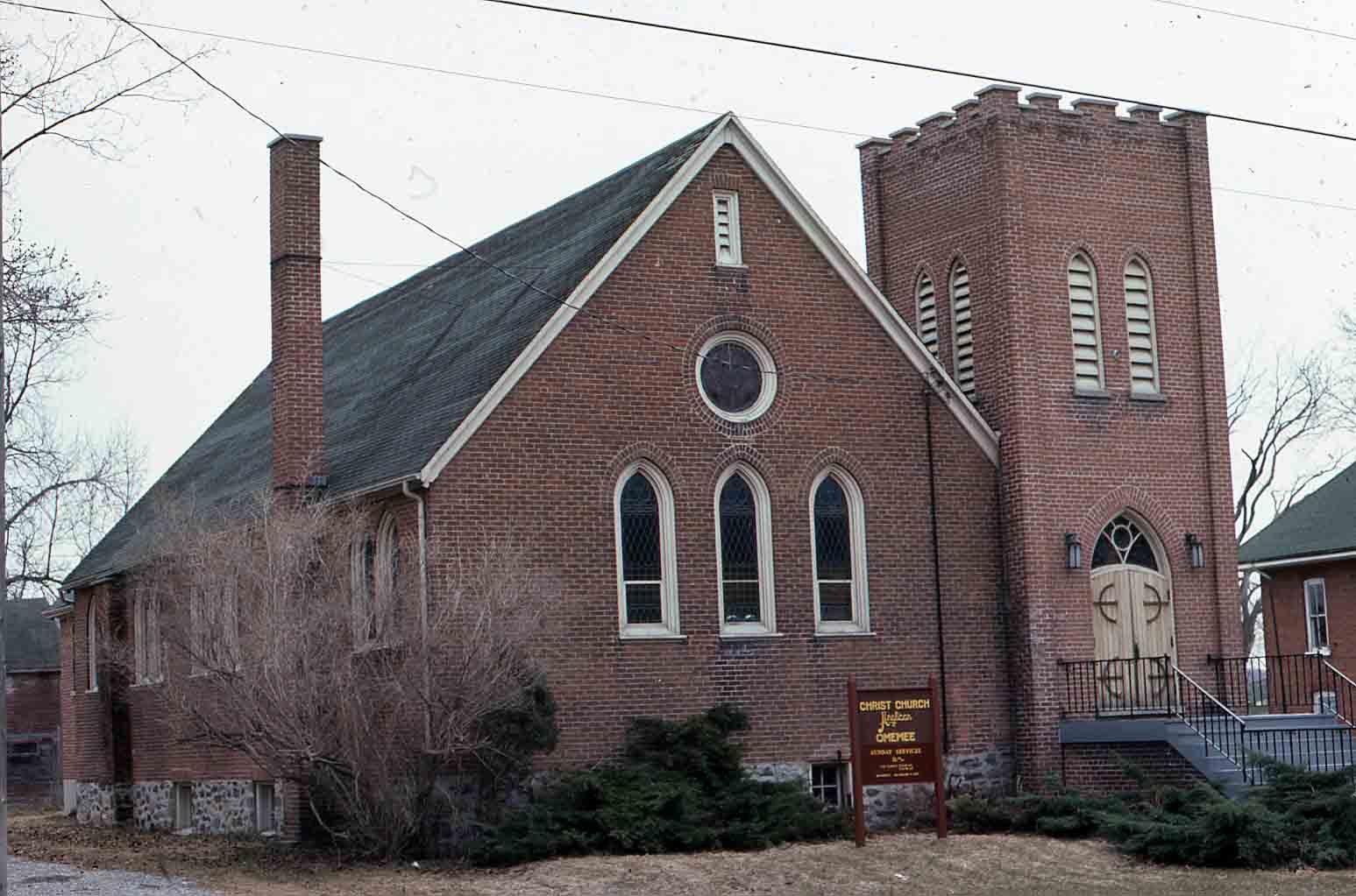 Anglican Church, Omemee