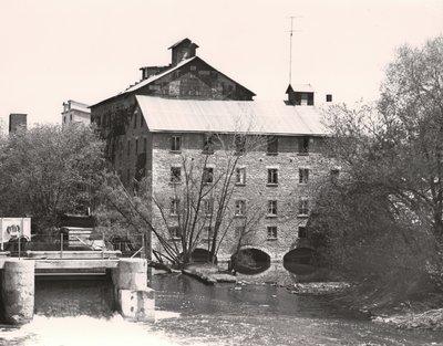Plate 33, Purdy's Mill, Kent Street East, Lindsay