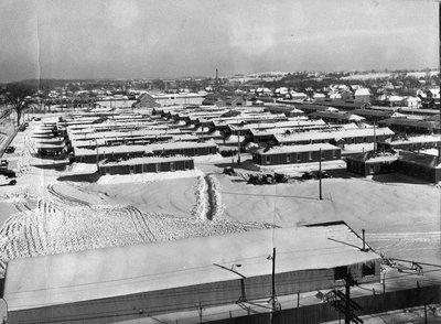 Peterborough Military Camp