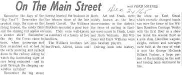 On the Main Street - 24 December 1965