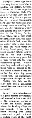 On the Main Street - 24 February 1971
