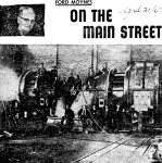 On the Main Street - 21 April 1967