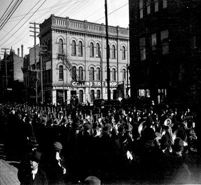 Armistice Day Toronto