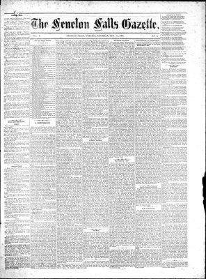 Fenelon Falls Gazette, 14 Oct 1882