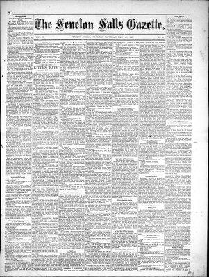 Fenelon Falls Gazette, 26 May 1883