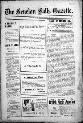 Fenelon Falls Gazette, 11 Apr 1913