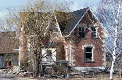 6th Concession, Mariposa, private dwelling