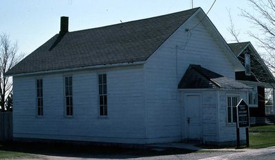 Eyers St, Cameron, Evangelist hall
