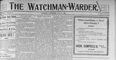 Watchman Warder