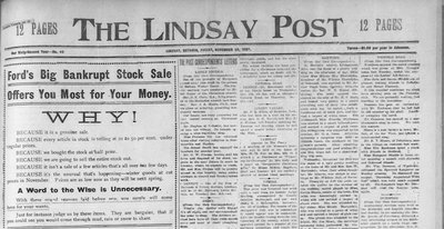 Lindsay Post