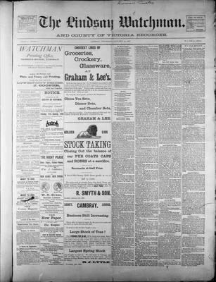 Watchman (1888), 19 Jan 1888