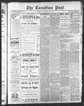 Canadian Post (Lindsay, ONT)25 Jun 1897