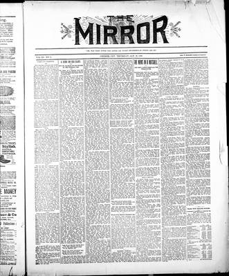 Omemee Mirror (1894), 16 Jan 1896