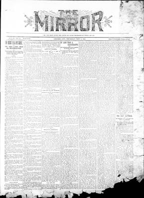 Omemee Mirror (1894), 4 Nov 1897