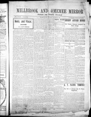 Millbrook & Omemee Mirror (1905), 10 Oct 1907