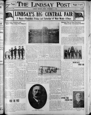 Lindsay Post (1907), 11 Sep 1914