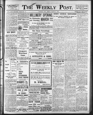 Lindsay Weekly Post (1898), 21 Mar 1902