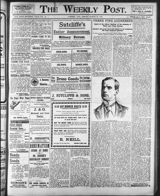 Lindsay Weekly Post (1898), 28 Mar 1902