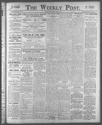 Lindsay Weekly Post (1898), 8 Mar 1907