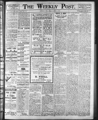 Lindsay Weekly Post (1898), 4 Apr 1902