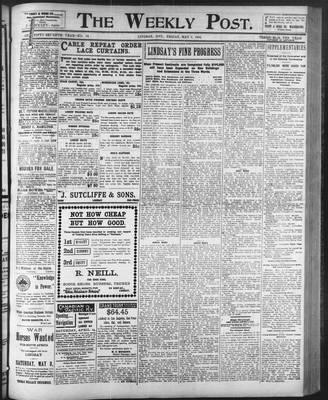 Lindsay Weekly Post (1898), 2 May 1902
