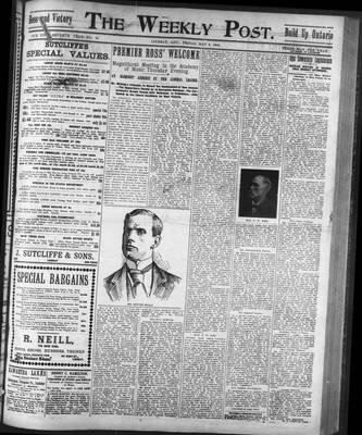 Lindsay Weekly Post (1898), 9 May 1902