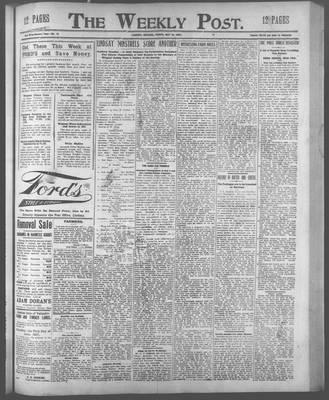 Lindsay Weekly Post (1898), 10 May 1907