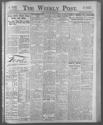 Lindsay Weekly Post (1898), 31 May 1907