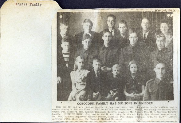 Page 91: Angers Family