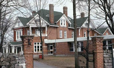 Plate 98, Case Manor, Boyd Estate, Bobcaygeon