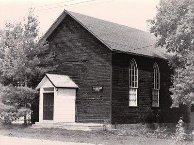 Plate 110, Presbyterian Church, Bexley Township