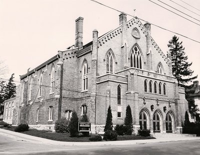 Plate 120, Cambridge Street United Church, Lindsay