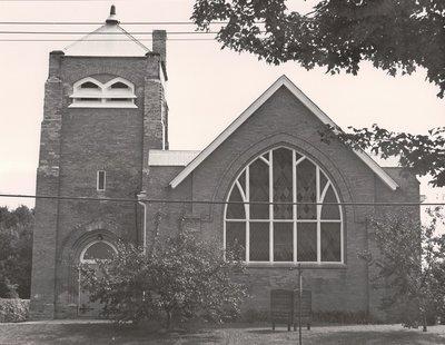 Plate 123, Presbyterian Church, Kirkfield