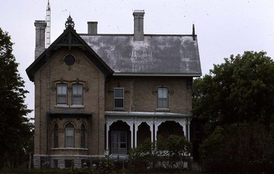 Rectory, Downeyville