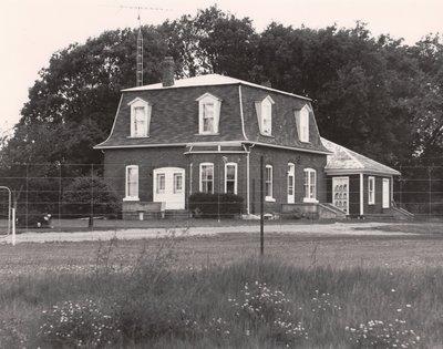 Plate 19, Brick house, Bolsover