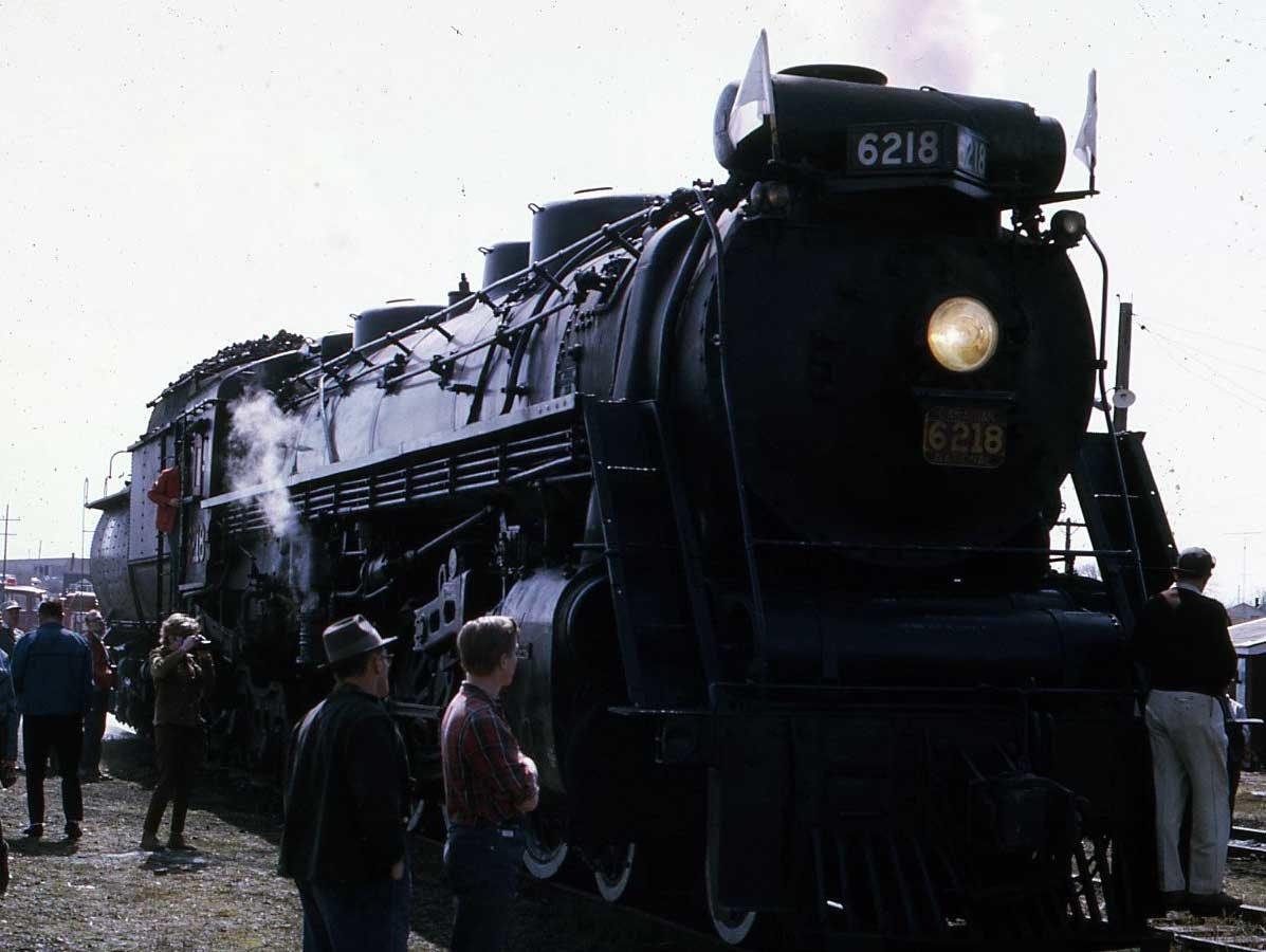 Train, Location unknown
