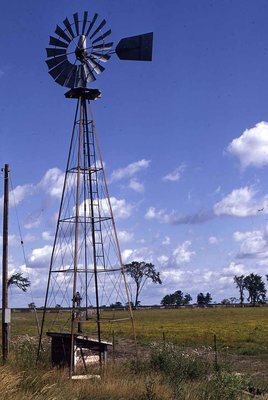 windmill, 4th Concession, Mariposa