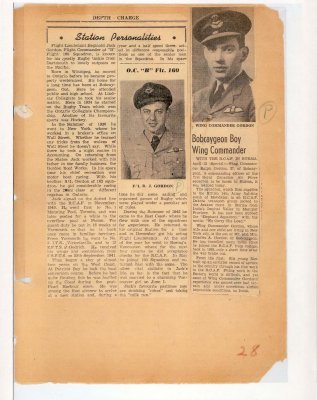 Page 21: Bobcaygeon Boy Wing Commander