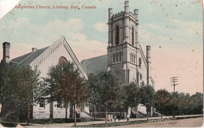 Presbyterian Church, Lindsay, Ont., Canada