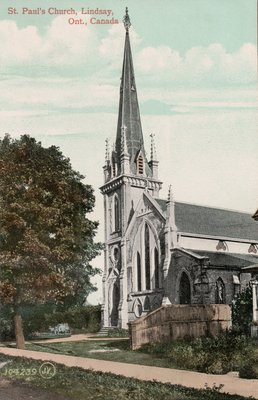 St. Paul's Church, Lindsay, Ontario, Canada